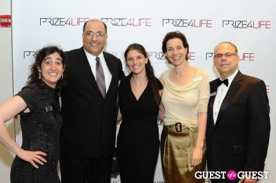 melanie leitner in The 2013 Prize4Life Gala