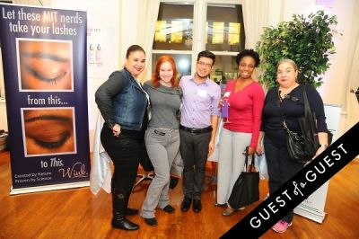 vilma rosado in Beauty Press Presents Spotlight Day Press Event In November