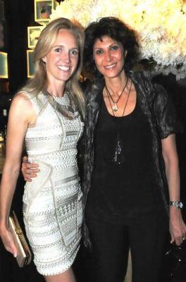 gisue hariri in Swarovski Pre-CDFA Awards Party
