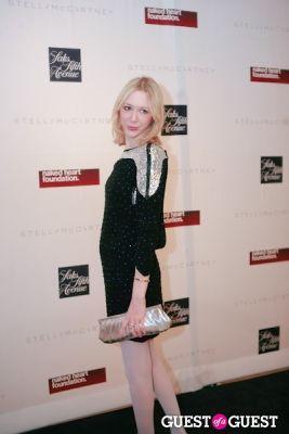 melissa berkelhammer in Stella McCartney and Liv Tyler at Saks Fifth Avenue