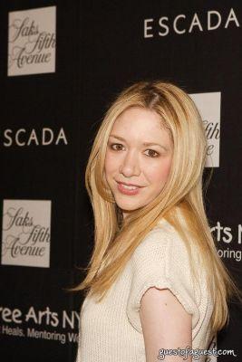 melissa berkelhammer in Escada Event at Saks Fifth Avenue