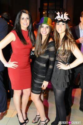 melissa bezas in The Valerie Fund's 3rd Annual Mardi Gras Gala