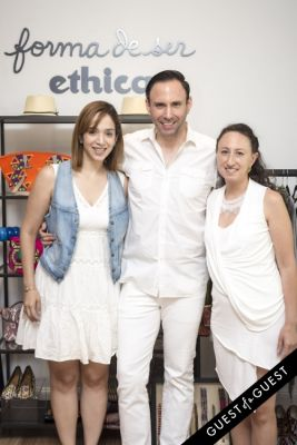 melissa cantor in Hamptons Collective White Party