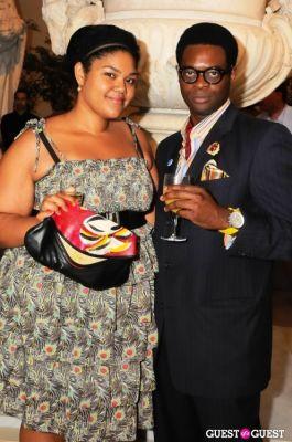 jonn nubian in The MET's Young Members Party 2010