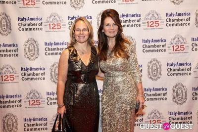 melissa maccaull in Italy America CC 125th Anniversary Gala