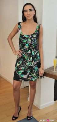 melissa mackie in Anna Coroneo Mechanical Botanical trunk show