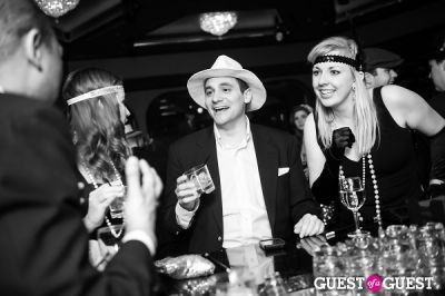 nick smith in Great Gatsby Gala @ The Huxley