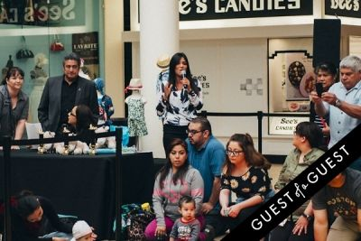 melissa martinez in Diaper Derby at The Shops at Montebello