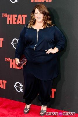 melissa mccarthy in The Heat Premiere