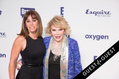 melissa rivers in NBCUniversal Cable Entertainment Upfront