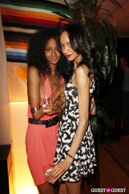 melissa santos in SOHO LOFT PARTY @ Edward Scott Brady's Residence