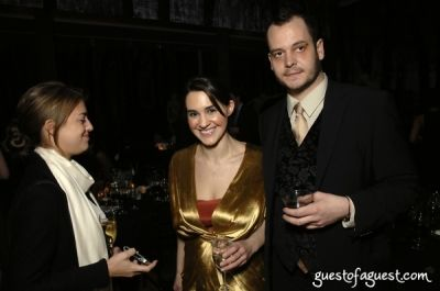 melissa tiarks in The Tribeca Ball