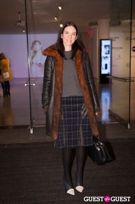 melissa ventosa-martin in NYC Fashion Week FW 14 Street Style Day 6