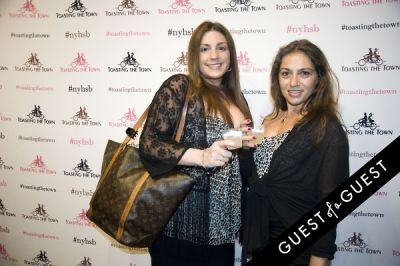 melissa sinisiyael-zake-becker in Toasting the Town Presents the First Annual New York Heritage Salon & Bounty