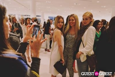 mena suvari in The Launch of the Matt Bernson 2014 Spring Collection at Nordstrom at The Grove