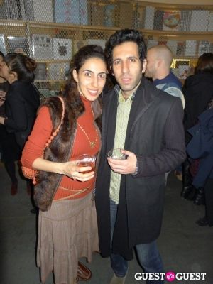 merav ezer in The Ungovernables, New Museum Triennial And After Party At The Standard