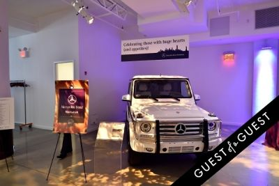 mercedes benz-manhattan in American Cancer Society Taste of Hope