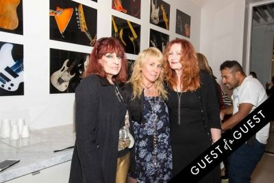 mercy gto in Lisa S. Johnson 108 Rock Star Guitars Artist Reception & Book Signing