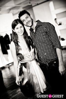 paul arnhold in Junior Society of Ballet Hispanico Champagne Reception