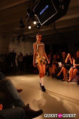 meredith lyon in 2012 Pratt Institute Fashion Show Honoring Fern Mallis