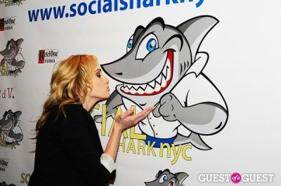 meredith may in SocialSharkNYC.com Launch Party