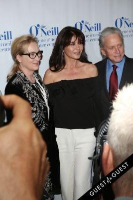 catherine zeta-jones in 14th Annual Monte Cristo Awards Dinner Honoring Meryl Streep