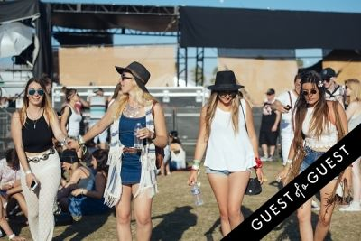 carla lluch in Coachella Festival 2015 Weekend 2 Day 2