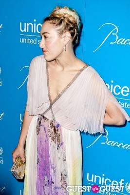 mia moretti in The 8th Annual UNICEF Snowflake Ball