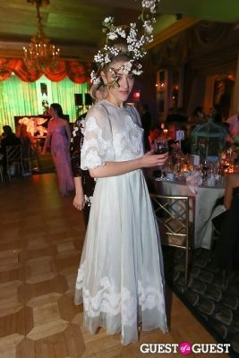 mia moretti in Save Venice Enchanted Garden Ball