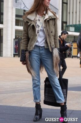 micah cameron in NYFW: Street Style from the Tents Day 5