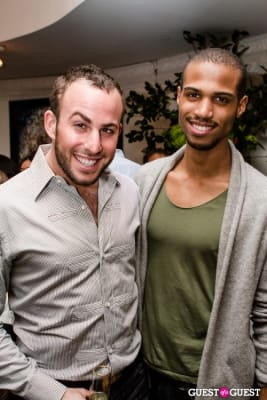 brandon reed in Magnifico Giornata's Infused Essence Collection Launch