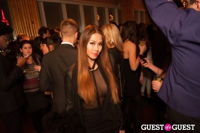 micca wang in VINCE IPO party at Boom Boom Room