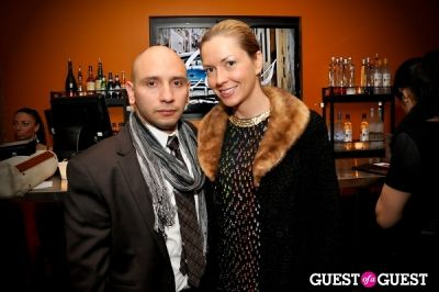 michael arias in Sip with Socialites November Happy Hour