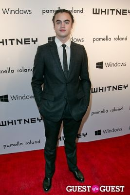 michael avedon in Whitney Museum of American Art's 2012 Studio Party