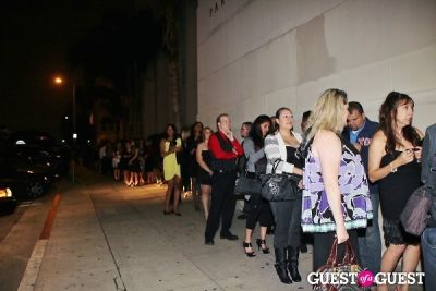 kaitlynn sheffield in David Tutera's My Fair Wedding Season 5 Premiere Party
