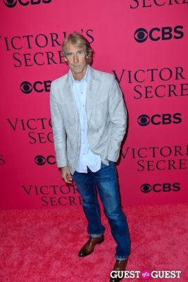 michael bay in 2013 Victoria's Secret Fashion Pink Carpet Arrivals