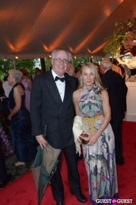 michael bebdard in The New York Botanical Gardens Conservatory Ball 2013