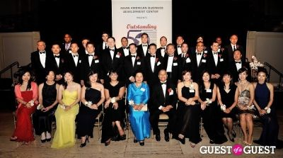 2012 Outstanding 50 Asian Americans in Business Award Dinner