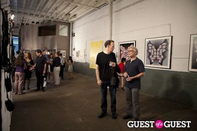 michael cohn in Art and Social Activism Exhibition Opening