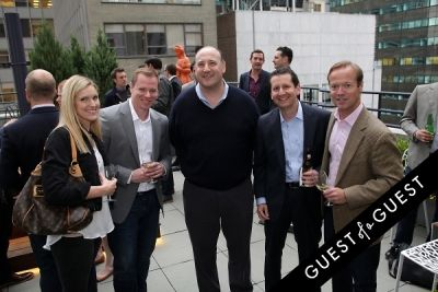william lederer in Silicon Alley Golf Cocktail Party