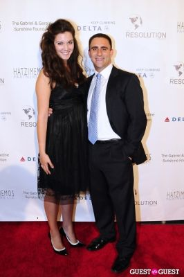 michael coscetta in Resolve 2013 - The Resolution Project's Annual Gala