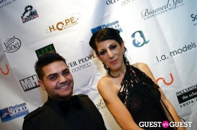 michael costello in Legion of Hope Fashion and Awards Gala