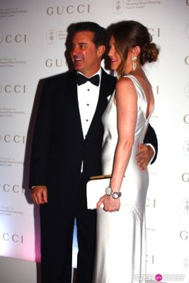 sara semprini in The Society of MSKCC and Gucci's 5th Annual Spring Ball