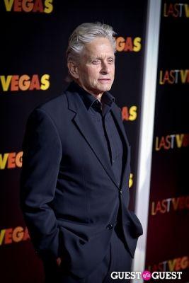 michael douglas in Last Vegas Premiere New York
