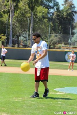 michael ealy in 3rd Annual All-Star Kickball Game Benefiting Rising Stars of America