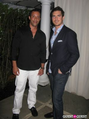 michael fredo in Hamptons Magazine's Christie Brinkley Issue Release Celebration