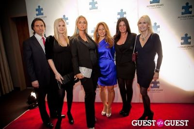 shawn modell in Autism Speaks - A Blue Affair