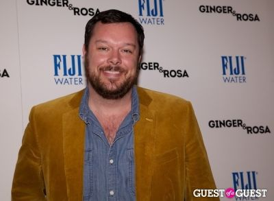 michael gladis in FIJI and The Peggy Siegal Company Presents Ginger & Rosa Screening