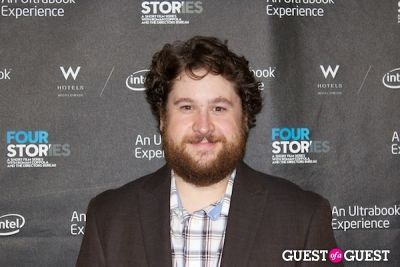 "michael govier in W Hotels, Intel and Roman Coppola ""Four Stories"" Film Premiere"