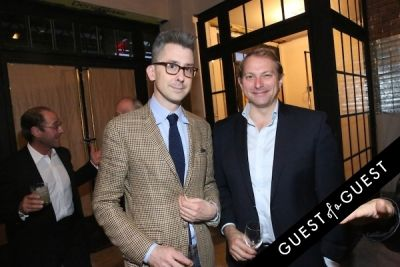 michael hainey in The Relaunch of Guest of a Guest & The Prelaunch of The Ludlow Hotel